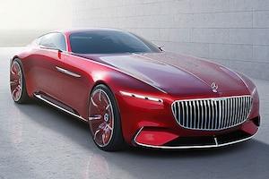 Vision Mercedes-Maybach 6 (2016): Vorstellung, Türen, Motor