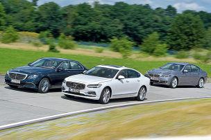Volvo greift die Oberklasse an