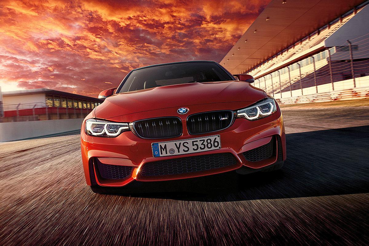BMW M4 (F82/F83) Facelift: Vorstellung