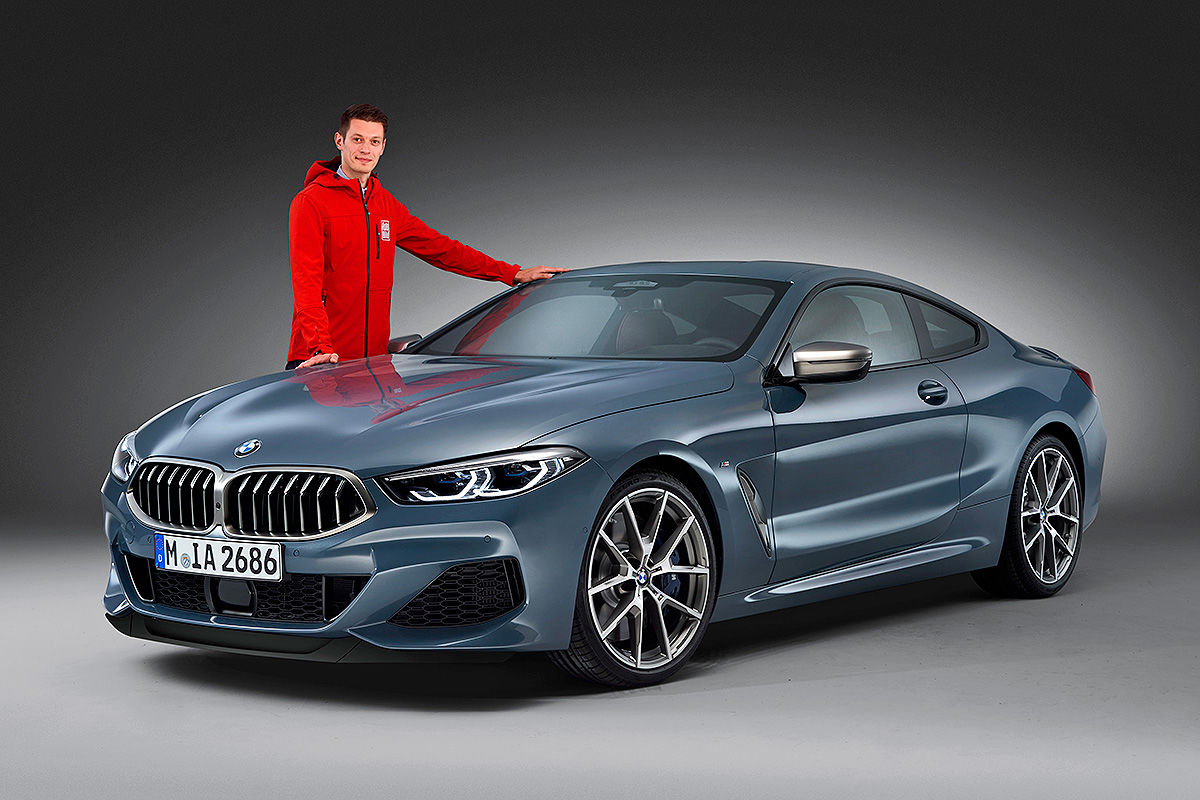 bmw 8er g15 2018 preis m850i test bilder bilder. Black Bedroom Furniture Sets. Home Design Ideas