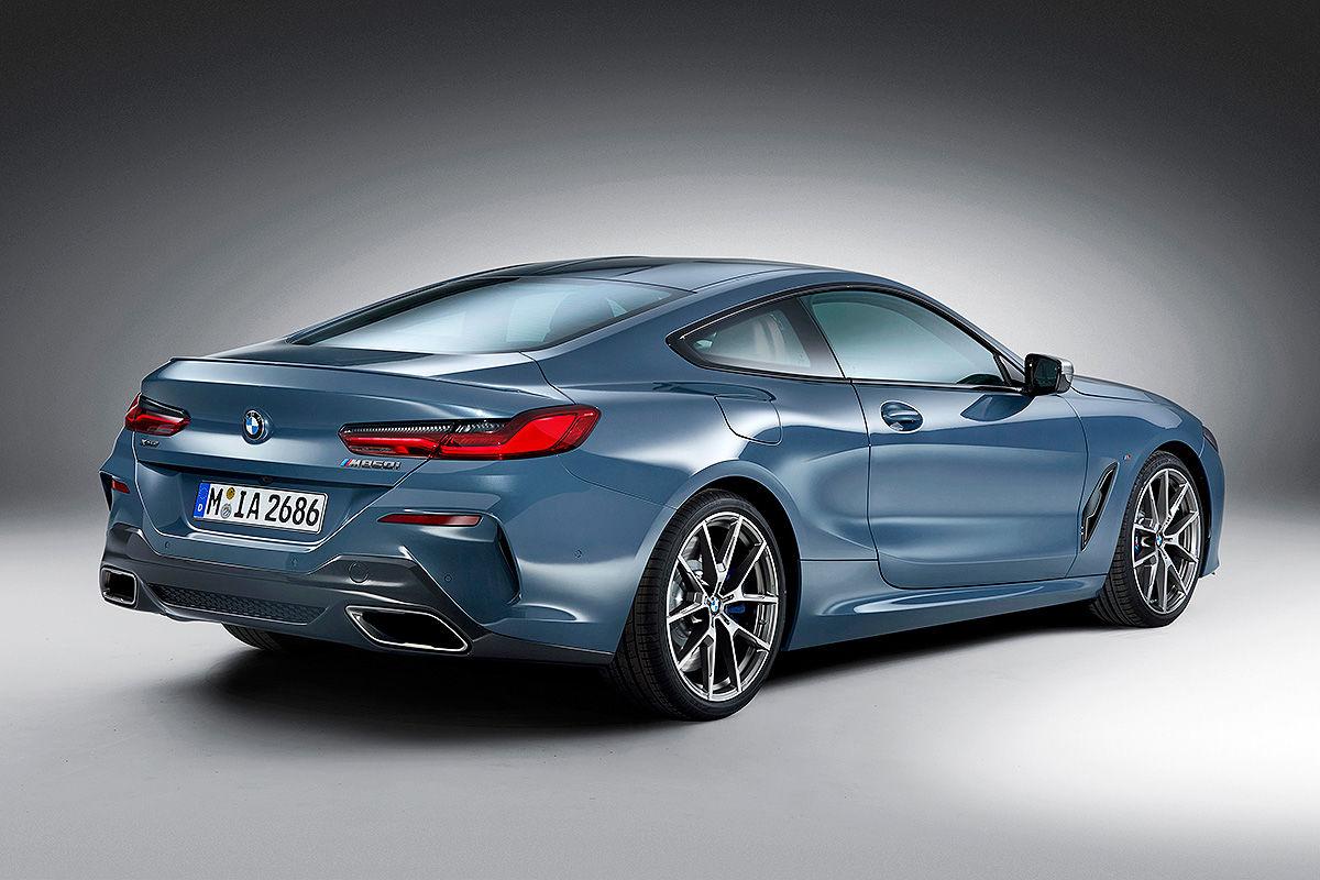 BMW 8er G15 (2018): Erste Infos