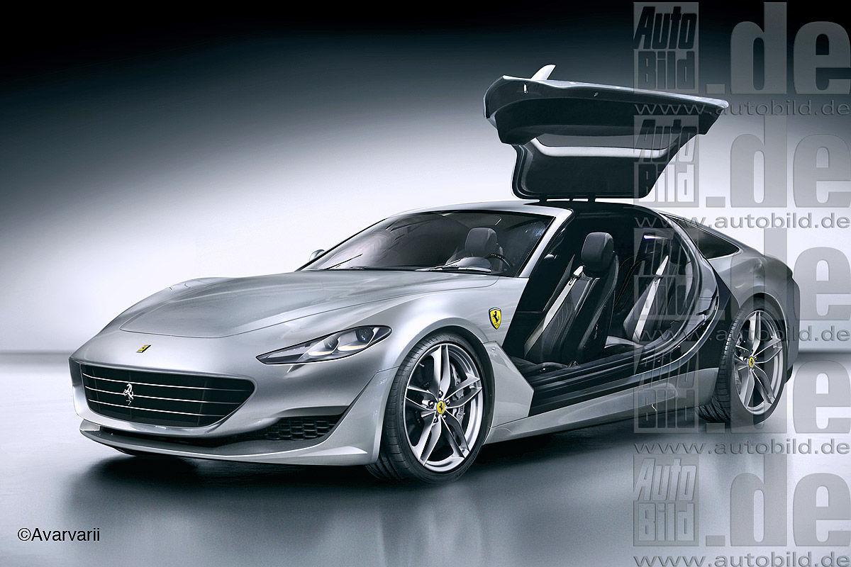 Ferrari-Neuheiten bis 2021