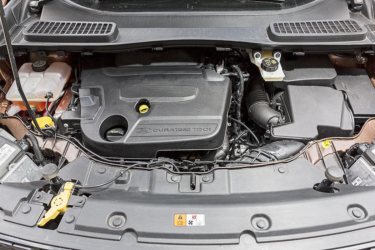 Ford Kuga 2.0 TDCi 4x4 Titanium