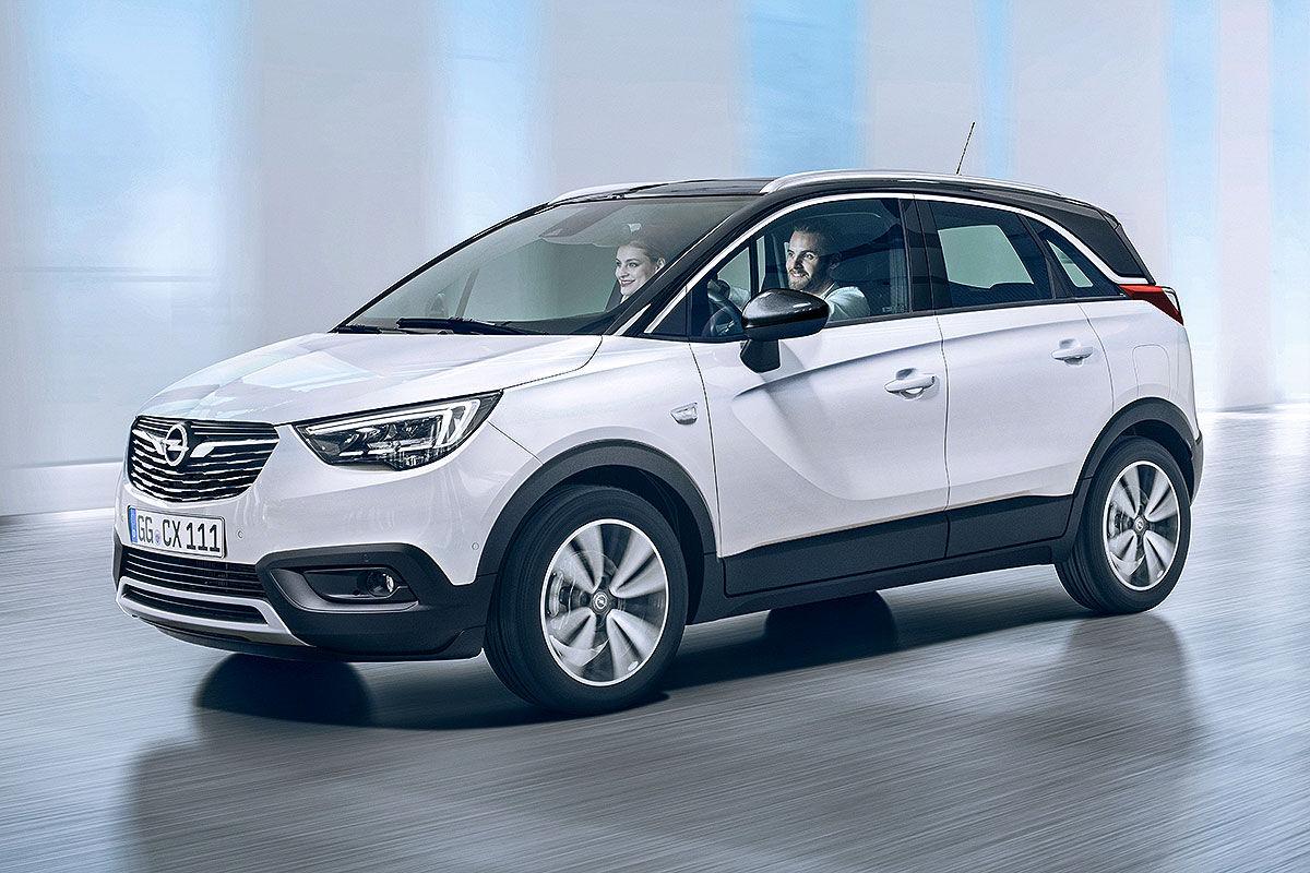 Opel Crossland X (2017): Vorschau, Marktstart, Preis