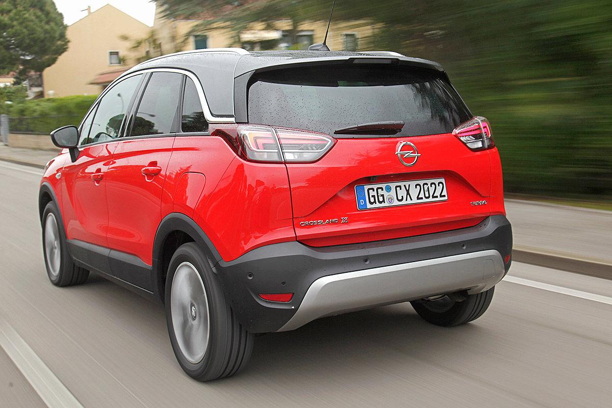 Opel Crossland X (2017): Vorstellung
