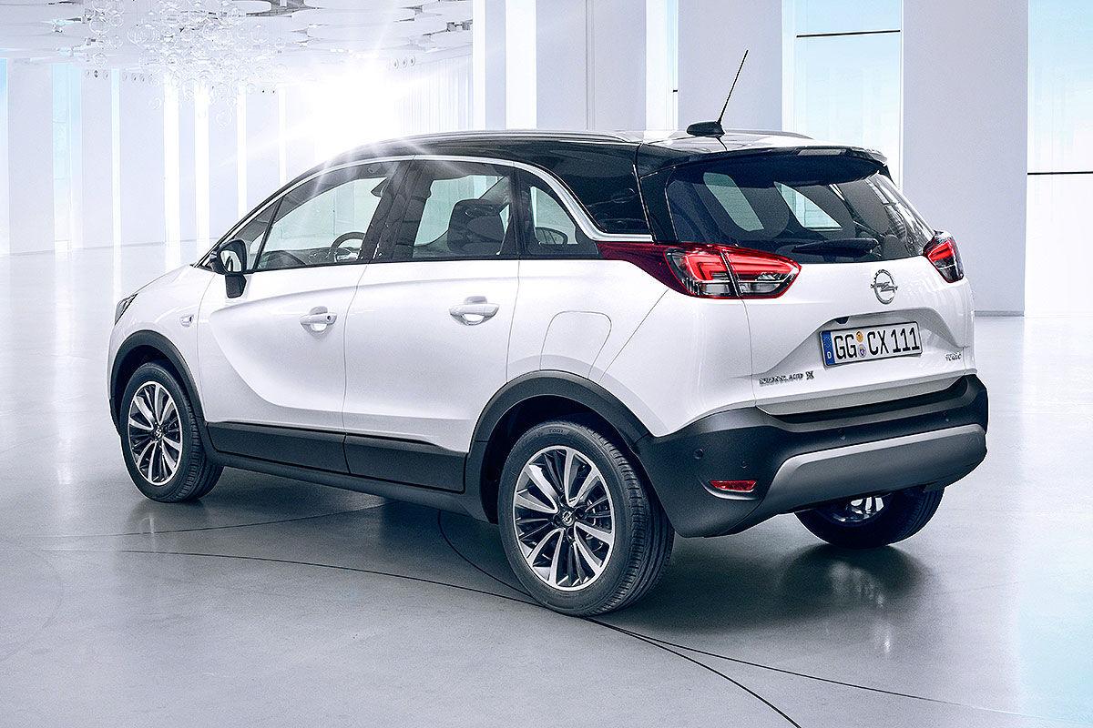 Peugeot Familie Auto >> Opel Crossland X (2017): Infos, Test und Bilder - Bilder - autobild.de