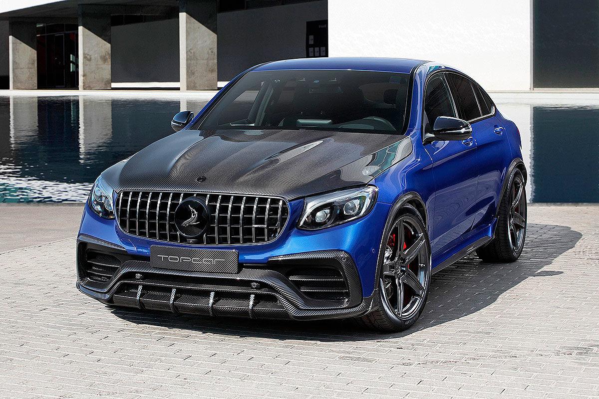 Tuning-Übersicht: Mercedes-Benz