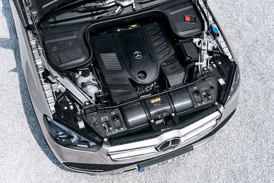 Alle Infos zum neuen Mercedes GLE