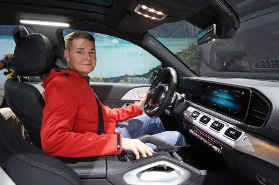 Alles neu beim Mercedes GLE