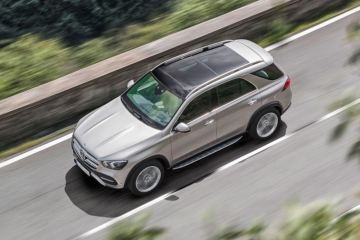 Mercedes GLE (2019): alle Infos
