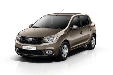 Dacia Sandero jetzt entdecken