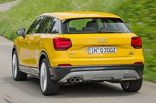 Der beste Audi Q2