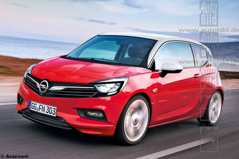 Opel Adam II (2018): Vorschau auf Generation 2 - autobild.de