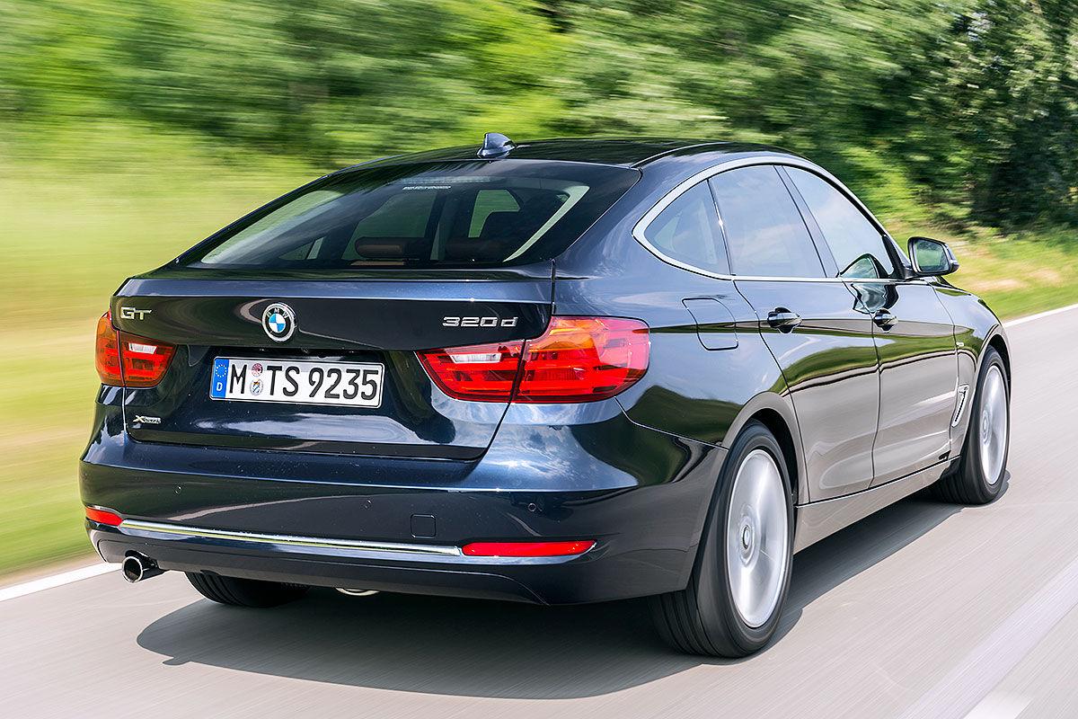 BMW 320d xDrive GT Luxury Line