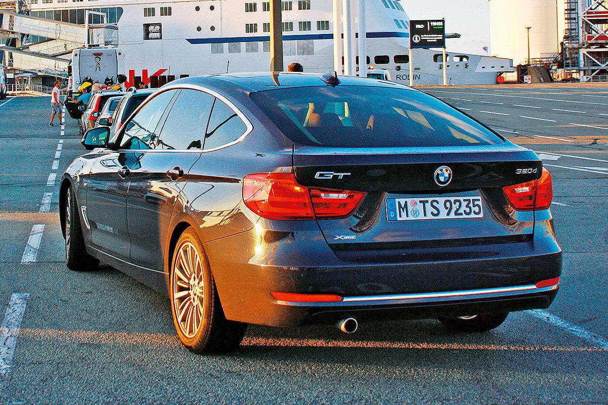 Dauertest BMW 3er GT