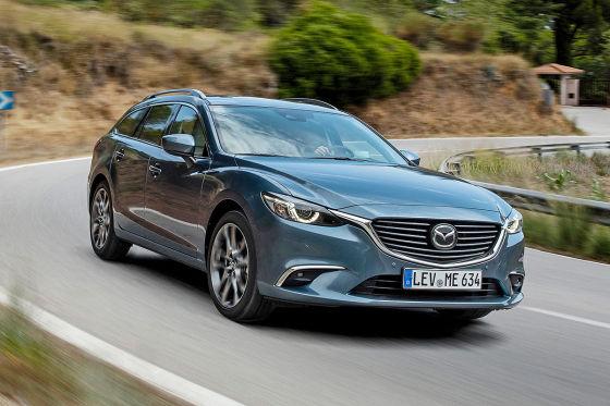 Mazda 6 Facelift (2016)