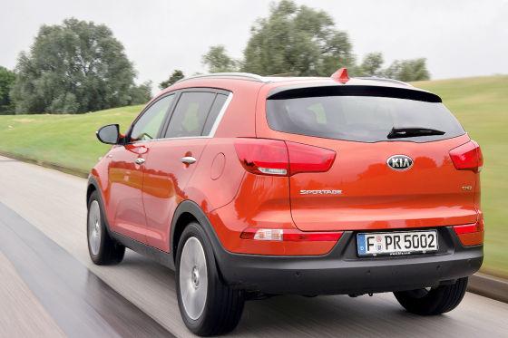Kia Sportage 2.0 CRDi AWD Spirit