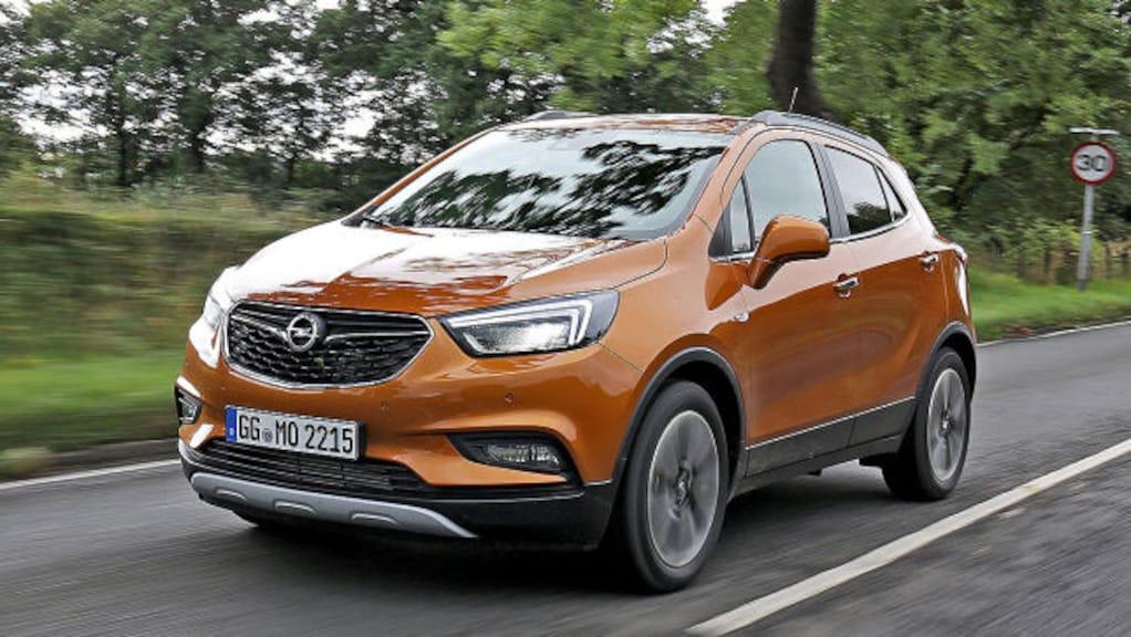 Opels neuer Kompakt SUV