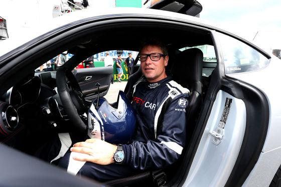 300. Grand Prix für Safety-Car-Fahrer