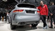 Jaguar F-Pace SVR (2018): Test, alle Infos