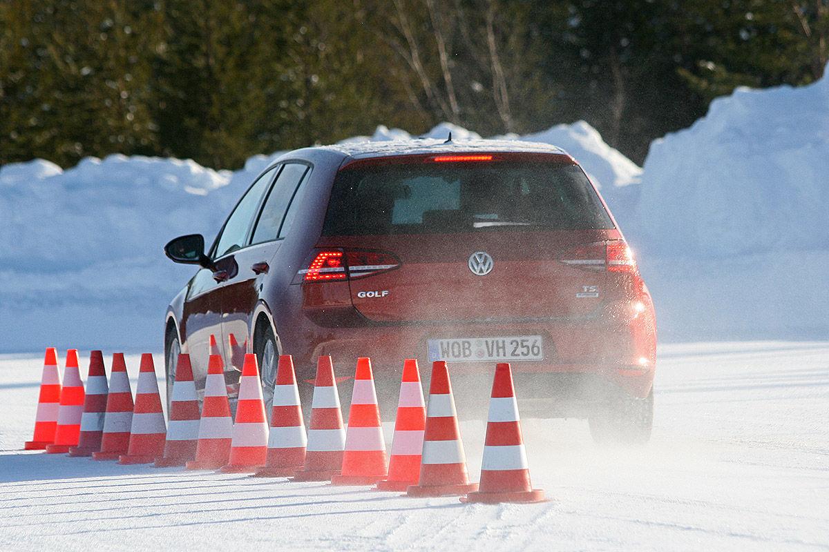 Winterreifen-Test 2016: 205/55 R 16