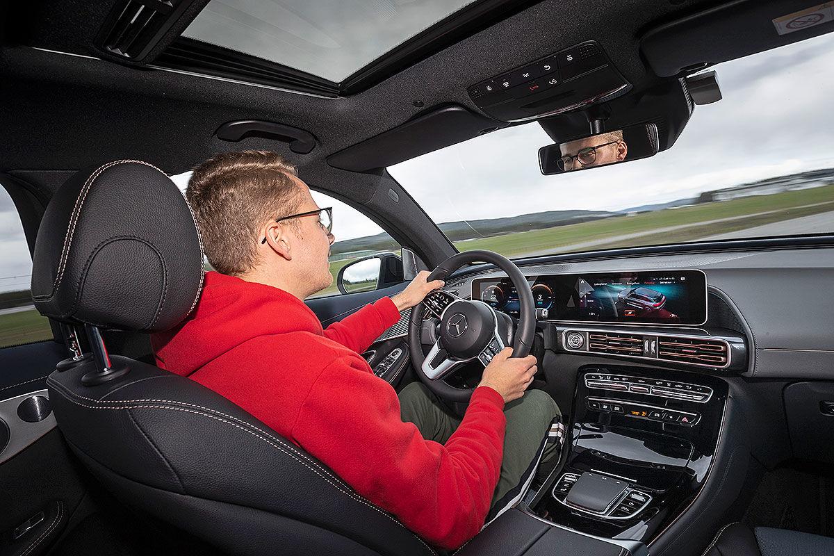 Mercedes EQC 400 4Matic (2019)