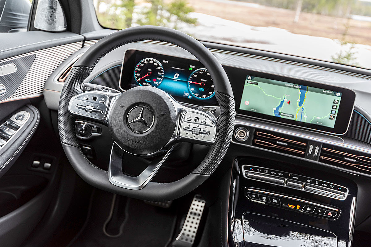 Mercedes EQC 400 4Matic (2019)