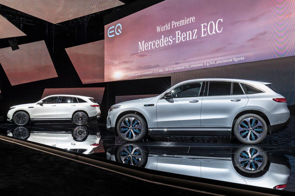 Mercedes EQC: Preis, Reichweite, Batterie