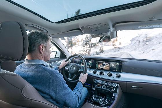 Mercedes E-Klasse All Terrain