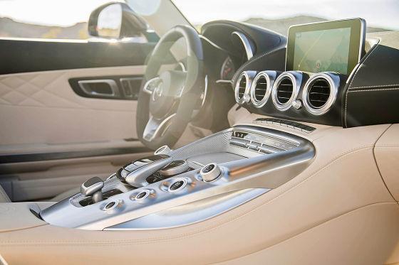 Mehr hören im neuen AMG GT Roadster