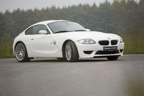 Gebrauchtwagen-Kauftipp: BMW Z4 M Coupé