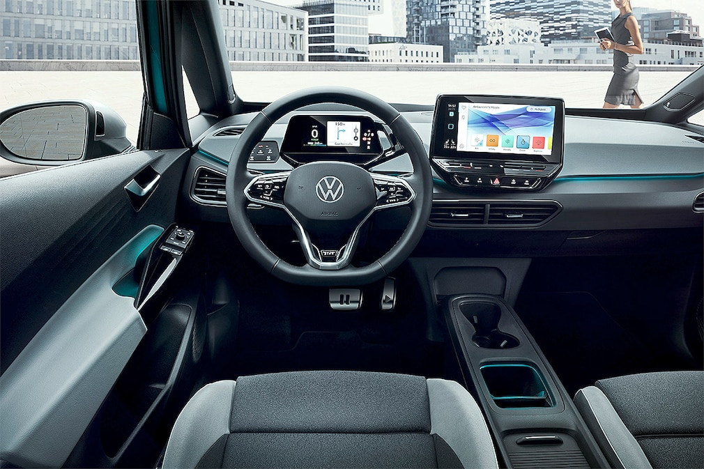 VW ID.3 !! Embargo on September 9th, 2019 at 8:30 p.m. !!