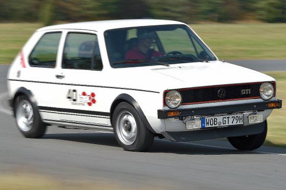 VW Golf GTI I