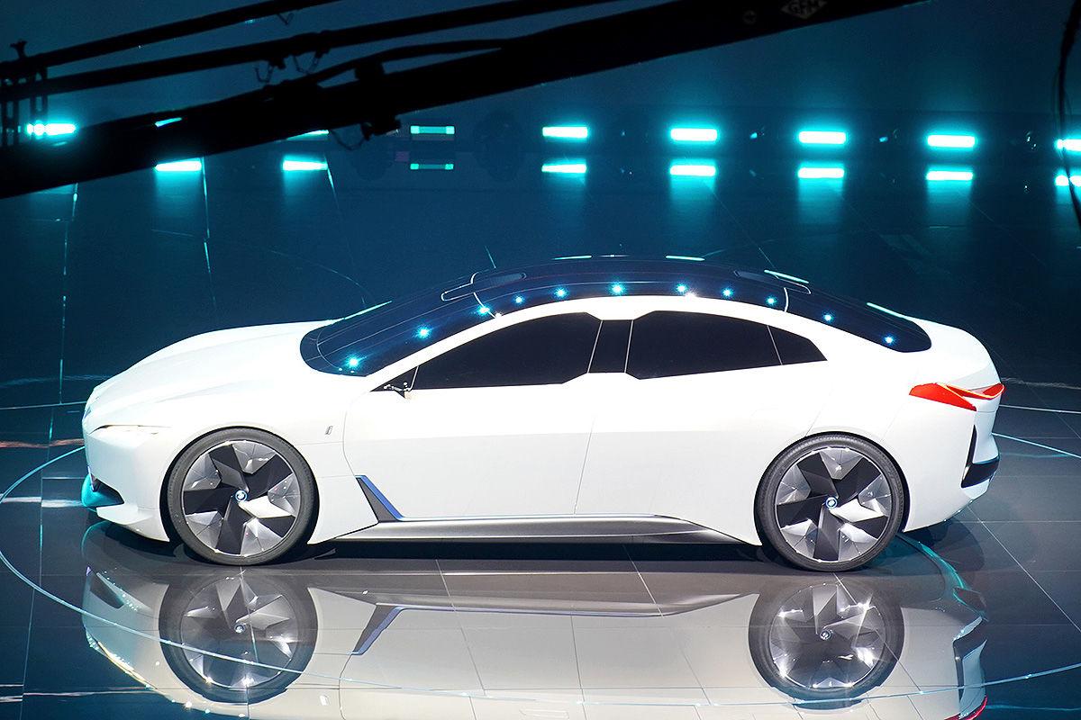 BMW i4 (2021): Vorschau, Technik, Reichweite - Bilder ...