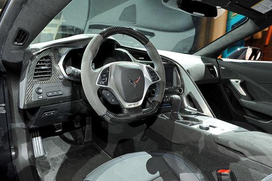 Die stärkste Serien-Corvette