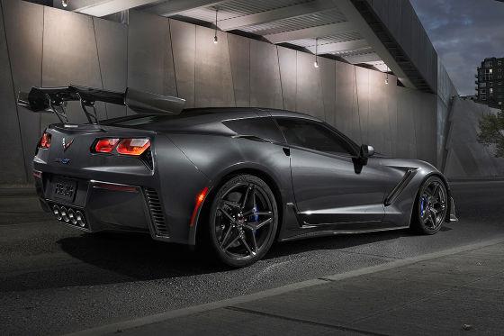 Stärkste Serien-Corvette aller Zeiten!