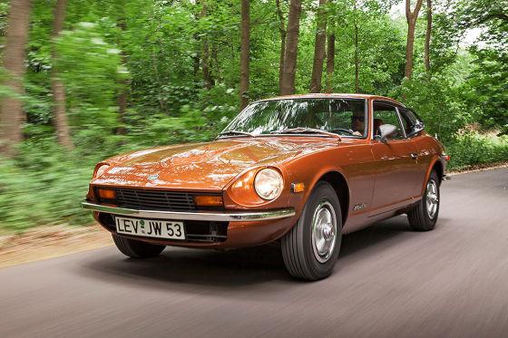Die heißesten Autos der 70er