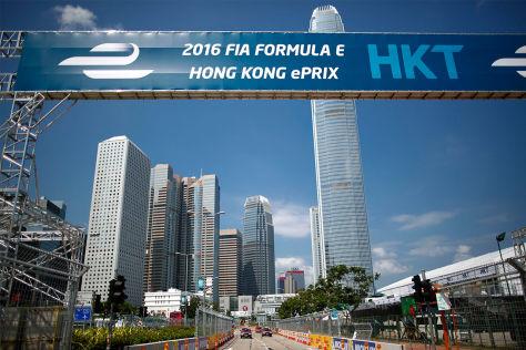 Hongkong ePrix