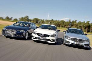 Volvo jagt die Power-Kombis