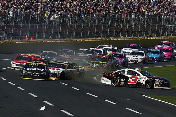 NASCAR Crash