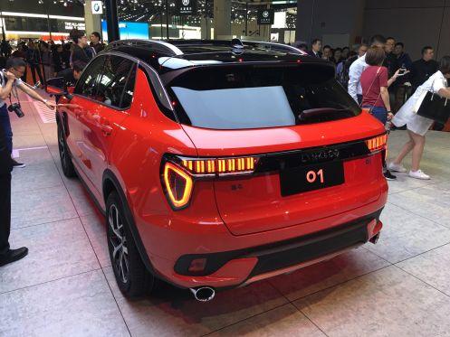 Chinesen-Volvo für Europa