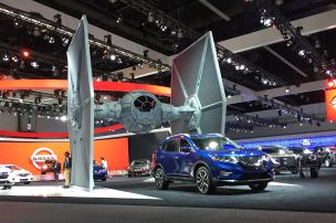 LA Auto Show (2016): Highlights