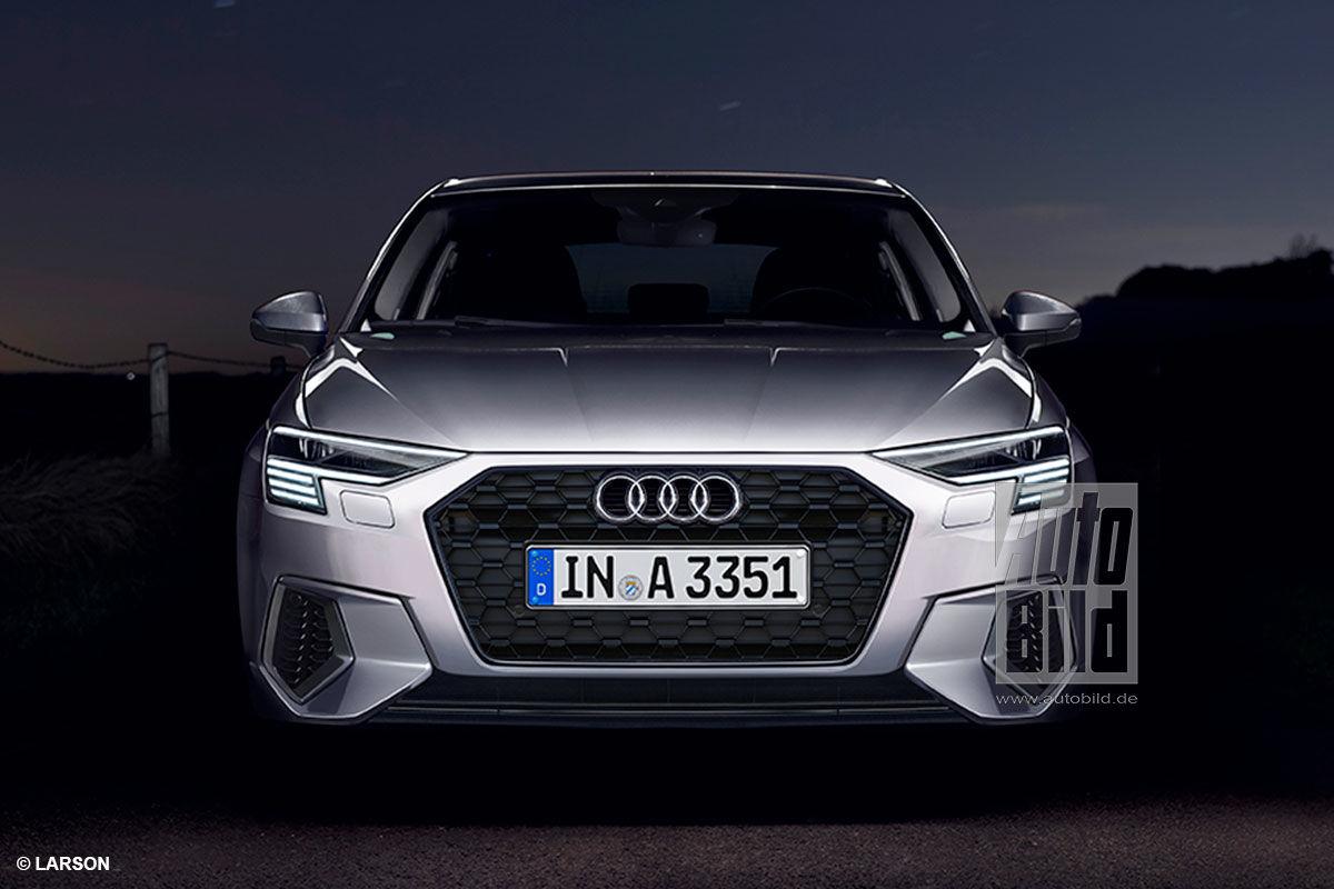 Audi A3 (2020) - Bilder - autobild.de