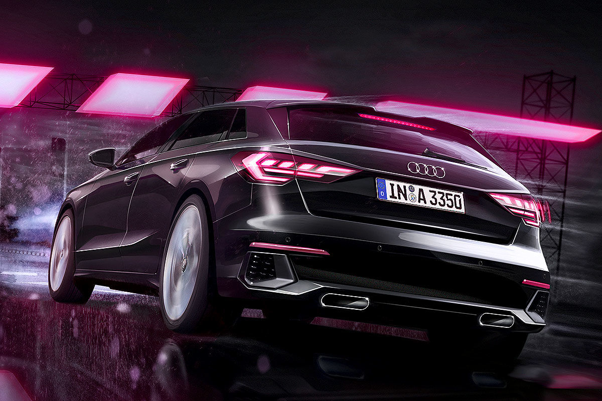 Neuer Audi A3 Sportback 2020