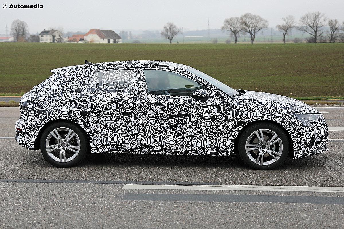 Bildergalerie Audi A3 IV (2019)
