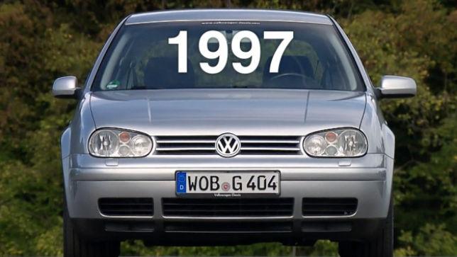 vw golf 4: gebrauchtwagen-test - autobild.de