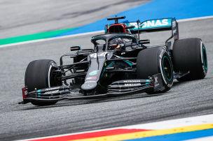 Mercedes dominiert mit DAS