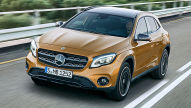 Mercedes GLA Facelift (2017): Fahrbericht