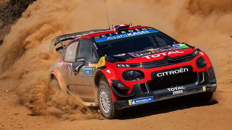 WRC: Rallye Mexiko