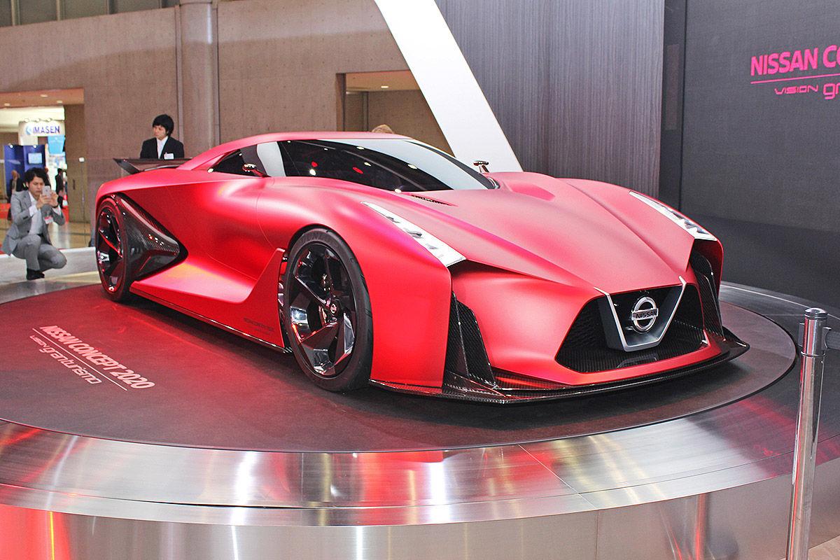 Neue Nissan (2018, 2019 und 2020) - Bilder - autobild.de